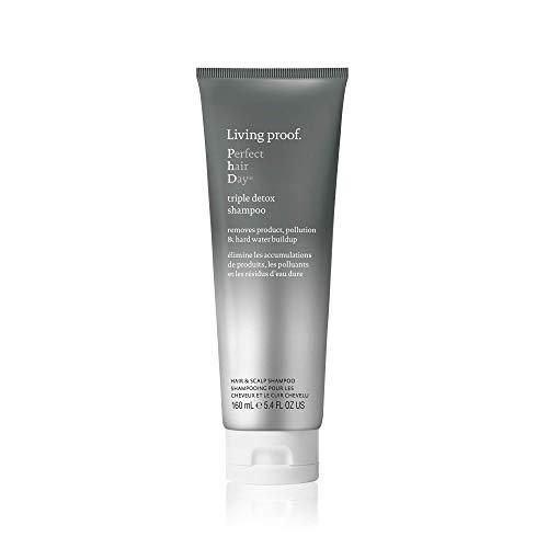 Living proof Perfect Hair Day Triple Detox Shampoo, 5.4 Fl Oz