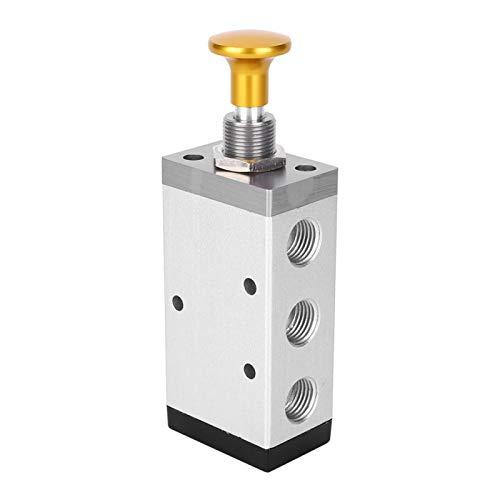 Conexión de rosca de válvula de botón G1 / 4 pulgadas G3 / 8 pulgadas para la industria(4R310-10)