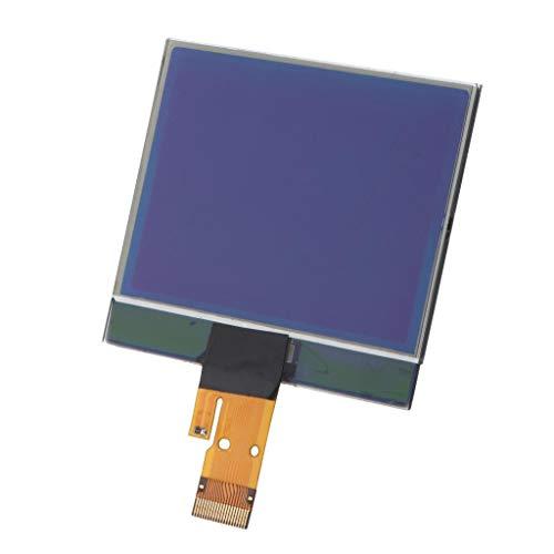 kesoto Pantalla LCD De Panel De Instrumentos De Plástico De Repuesto Para Peugeot 407