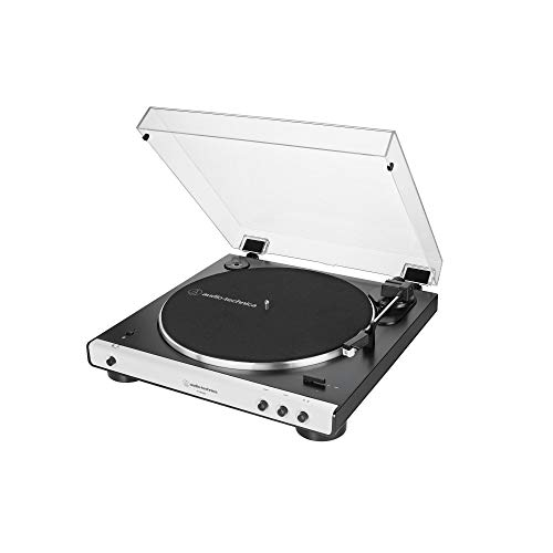 Tocadiscos AUDIO-TECHNICA AT-LP60XBT/WH Color Blanco