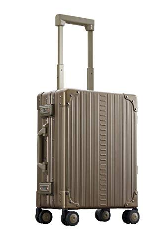ALEON 19' Aluminum International Carry-On Hardside Luggage