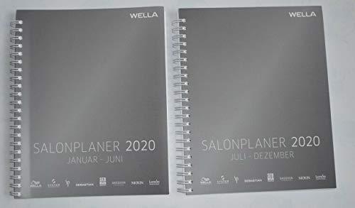Wella Salonplanner 2020, 2-bands, direct leverbaar