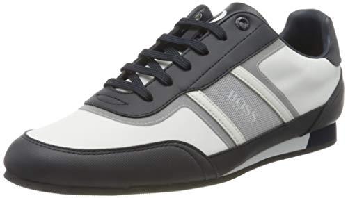 BOSS Herren Lighter_Lowp_nyrs Sneaker, Blau (Open Blue 460), 39 EU