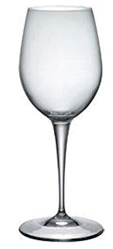 Bormioli 170191-BF9 Premium Verre à Vin Transparent 33 cl Set de 6