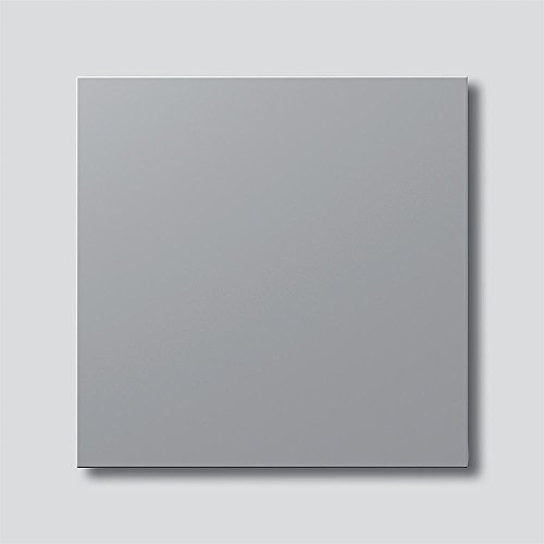 Siedle 2543071 Blindmodul BM 611-0 SM, Silber-metallic