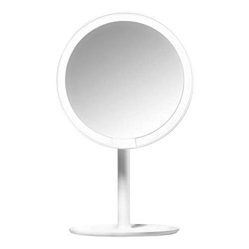 Xiaomi,AMIRO, Rechargable LED Daylight, Cosmetic Makeup, Adjustable Mirror