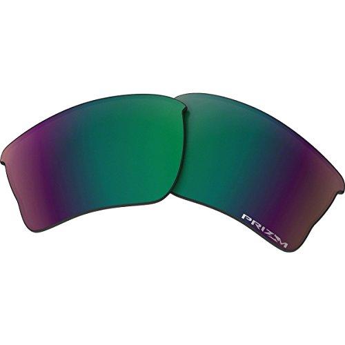 Oakley Quarter Jacket Adult Replacement Lens Gafas de lectura, Prizm Shallow Water Polarized, Einheitsgröße para Hombre