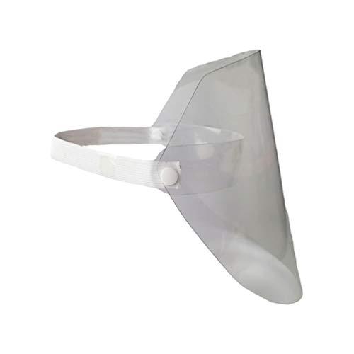 EXCEART Protector de Pantalla Facial Protector Anti-Saliva Anti Salpicaduras de Aceite Protector de Pantalla Facial Protector Anti Salpicadura de Máscara Protector de Pantalla para Uso Diario