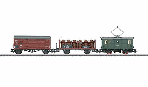 Märklin Train 26194 H0 serti de wagons de fret ET 194 DRG (26194)