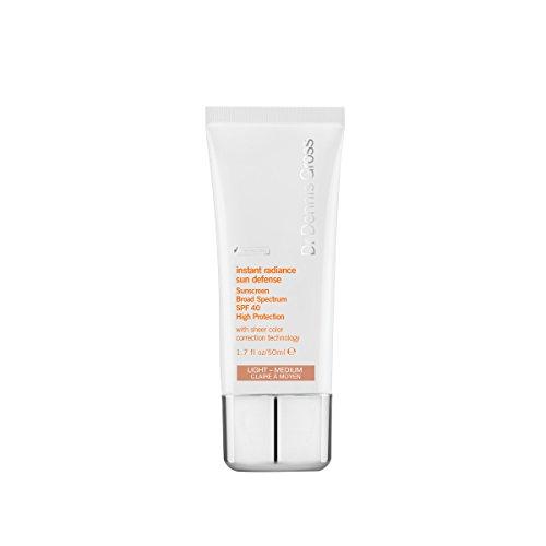 DR. DENNIS GROSS Instant Radiance Sun Defense Sunscreen SPF 40