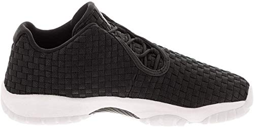 Nike air Jordan Future Low BG Trainers 724813 Sneakers Shoes (UK 4 US 4.5Y EU 36.5, Black White 002)