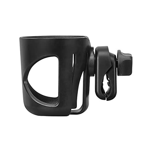 Oqqo Soporte universal de la taza del manillar titular de la botella plástica de la bebida del agua de la taza de Buggies de la bicicleta del cochecito universal