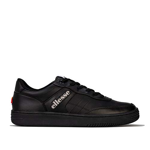 Ellesse Vinitziana 2.0 LTHR - Zapatillas Deportivas para Hombre, Color Negro, Negro (Negro), 8 UK