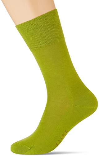 FALKE Herren Socken, Tiago M SO-14662, 1er Pack,grün (bamboo 7187), 41-42