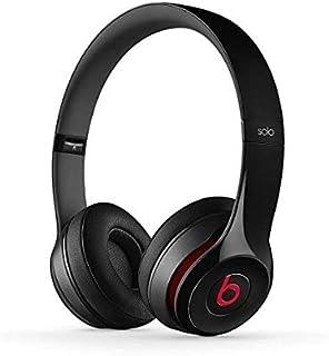 Beats by Dr. Dre Solo2 オンイヤーヘッドホン ブラック (整備済み品)
