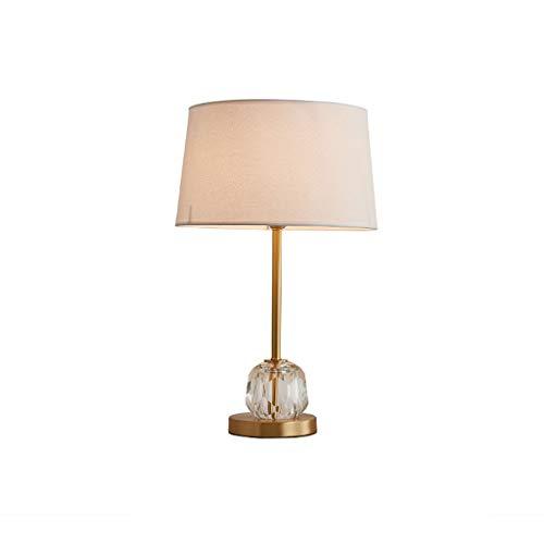Lámpara de mesita de noche Mesita de luz de la lámpara moderna lámpara de escritorio Mesilla de noche de lectura del escritorio de la lámpara de la lámpara de la lámpara E27 decoración de la tabla de