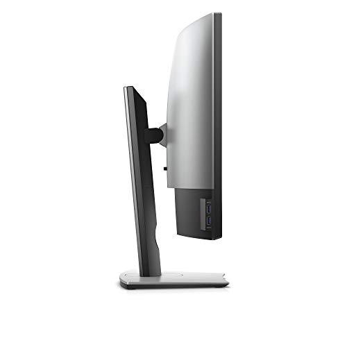 DELL U3818DW 96,5 cm (38 Zoll) Monitor (HDMI, DisplayPort, LED, 5ms Reaktionszeit) silber/schwarz - 5