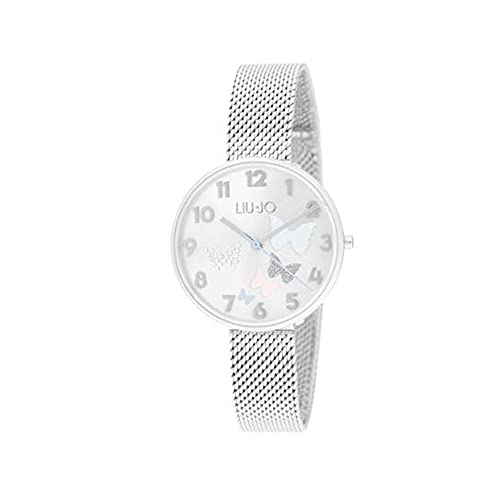 Liu Jo Luxury - Reloj de mujer Complicity Capsule Mariposas Gris