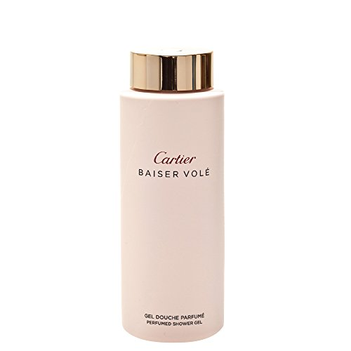 Cartier Baiser Vole Gel Doccia Donna 200 ml