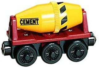 Learning Curve Cement Mixer Car - Thomas Wooden Railway Tank Engine Train Loose