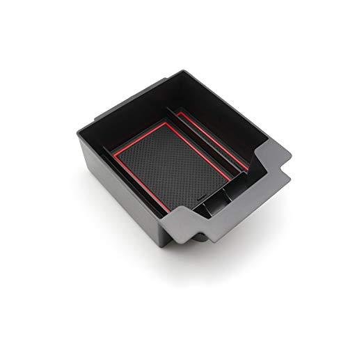 CDEFG para Seat Ateca 2019 Caja de almacenamiento, Consola C
