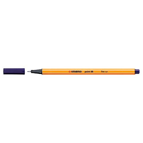 Stabilo  Fineliner point 88 NIGHTBLUE 88/22