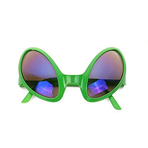 Gafas de sol de fiesta con diseño divertido de PING para fiestas de Halloween