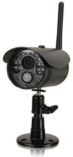 Switel COIP150 IP-Überwachungskamera Outdoor HD, WLAN, IR Nachtsicht, Bewegungserkennung, Benachrichtigungs Alarm, Fernzugriff