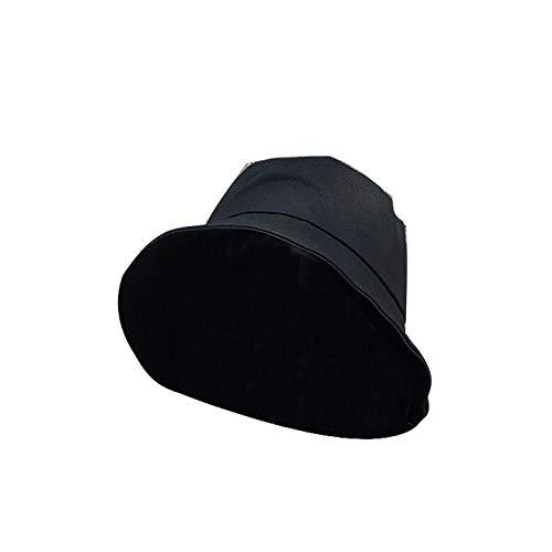 CYNB Netto roter schwarzer Fischerhut weiblicher Sommer kleine frische Wilde Sonnencreme Sonnenhut männliche Flut