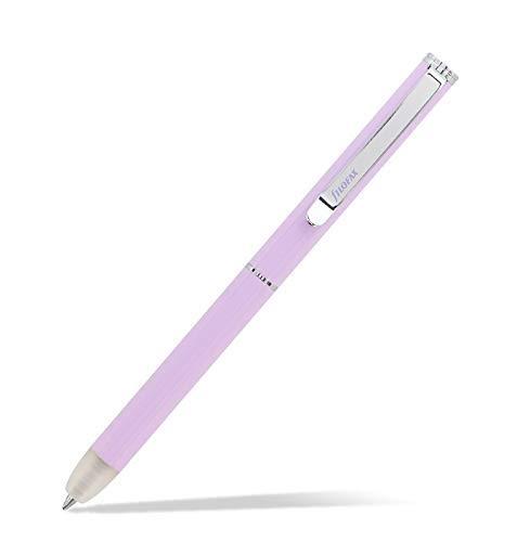 Filofax Dreh Kugelschreiber - erasable pen - Clipbook radierbar, Filofax Farbe:orchid
