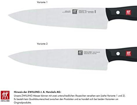 Rostfreier Spezialstahl//Kunststoff-Griff Gro/ßes Klingenblatt Twin Chef ZWILLING Fleischmesser Klingenl/änge: 16 cm