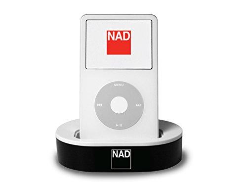 NAD IPD 2 iPod Dock | Farbe: Schwarz/Weiß