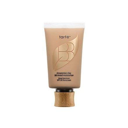 Tarte Amazonian Clay BB Tinted Moisturizer Broad Spectrum SPF 20 for acne prone skin