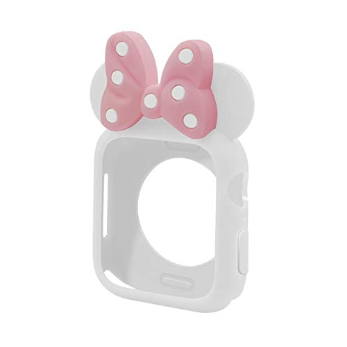 Funda para reloj Apple Watch 5 4 40 mm 44 mm Mini Cute Soft Protect Case para Iwatch Serise 3 2 1 38 mm 42 mm