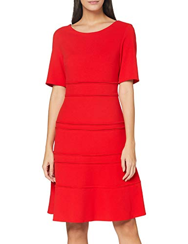 Gina Bacconi Women's Brie Crepe Dress Vestido para Madre de la Novia,...