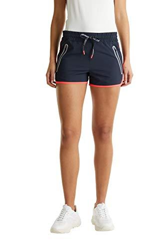 ESPRIT Dames Geweven Shorts Track Broek