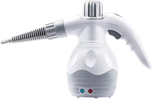 Handheld Steam Cleaner, Multi-Purpose druk High Temperature Stoomreiniger met Safety Lock voor Vlekken verwijderen, Tapijt en bekleding reinigen Accessory Kit