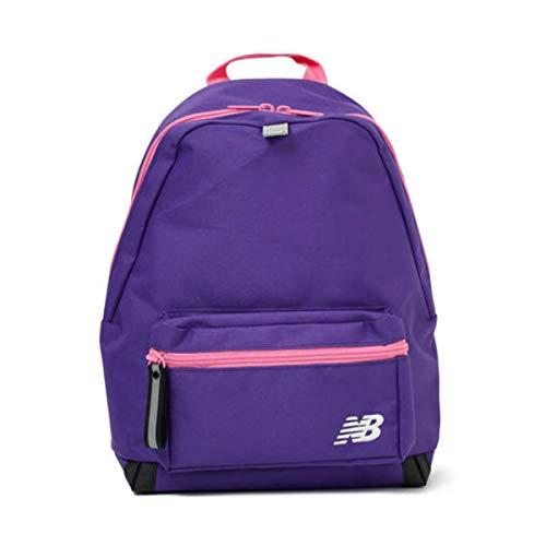 【ニューバランス】new balance Kidsロゴバックパック JABL8230PRV プリズムバイオレット リュック 鞄 カバン 子供 キッズ jabl8230-prv プリズムバイオレット 19FW