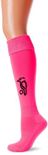 Kookaburra Unisex Socken Floro Pink M Hockey-Kleidung, Größe M
