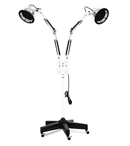 Read About FMEZYFMEZY Heat LampDouble Head Floor Stand Electromagneticphysiotherapy Apparatus Timer ...