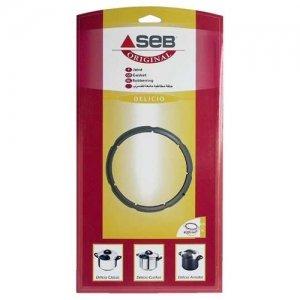 Afdichtring voor snelkookpan SEB Délico Classic, Deélicio comfort, voor containers met 4,5 liter, 6 liter, diameter: 220 mm