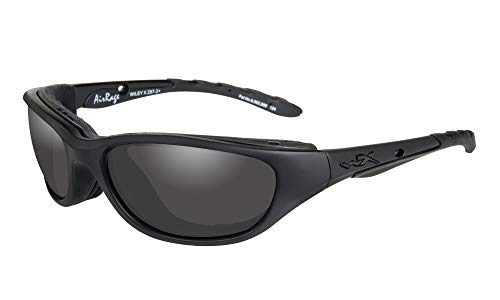 Wiley X Airrage Matte Black Frame with Grey Lenses