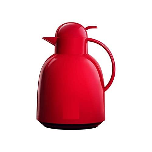 SCRFF 1500ml Vacío Botella Frascos Doble Pared de Vidrio Termo de café Hervidor de Aislamiento Olla de Agua Caliente de Gran Capacidad