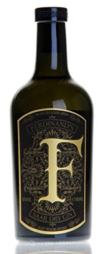 Ferdinand'S Saar Dry GOLDCAP Gin (1 x 0.5 l)