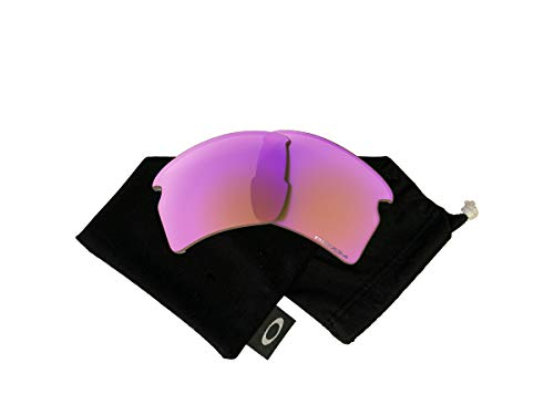 Oakley Original Flak 2.0 XL OO9188 REPLACEMENT Lenses +BUNDLE with Oakley Microfiber Cloth Bag