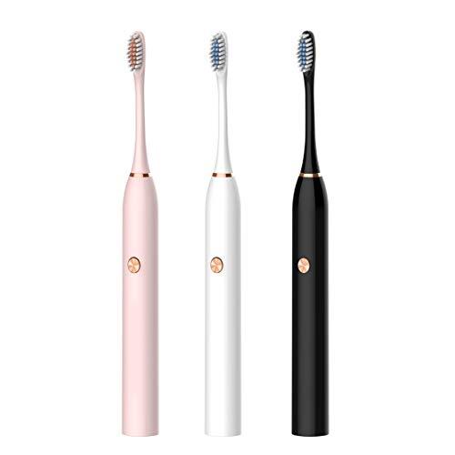 Elektrische Zahnbürste Es Wird für 60 Tage Arbeiten nach völlig Magnetic Charging Erwachsene mit Zahnbürste Smart-Timer IPX7 Wasserdicht Charged