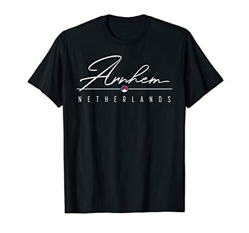 Arnhem Netherlands Shirt for Women, Men, Girls & Boys