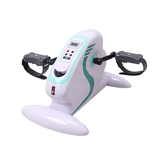 Mini máquina de rehabilitación eléctrica, Equipo de Entrenamiento de hemiplejía por Trazo, Monitor LCD Digital, Bicicleta de Fitness FAYKFJ