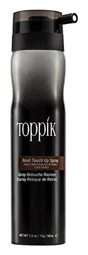 Toppik Root Touch Up Spray , Medium Blonde, 2.8 oz
