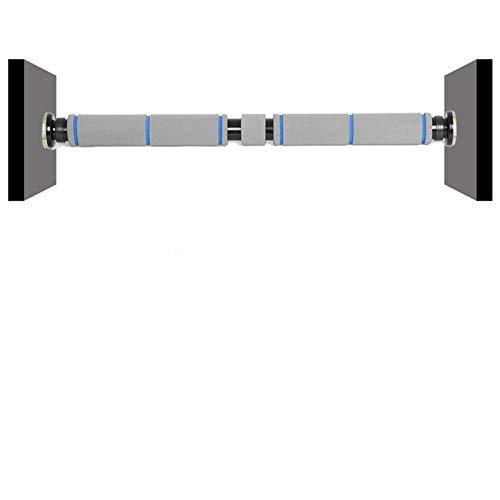 Klimmzugstangen Tragbare Pull-Up-Balken, Keine Schraubentürkorridor-Wandmontage-Horizontalstange, Hausgymnastik-Kraft-Training Fitness-Bar, 27-35